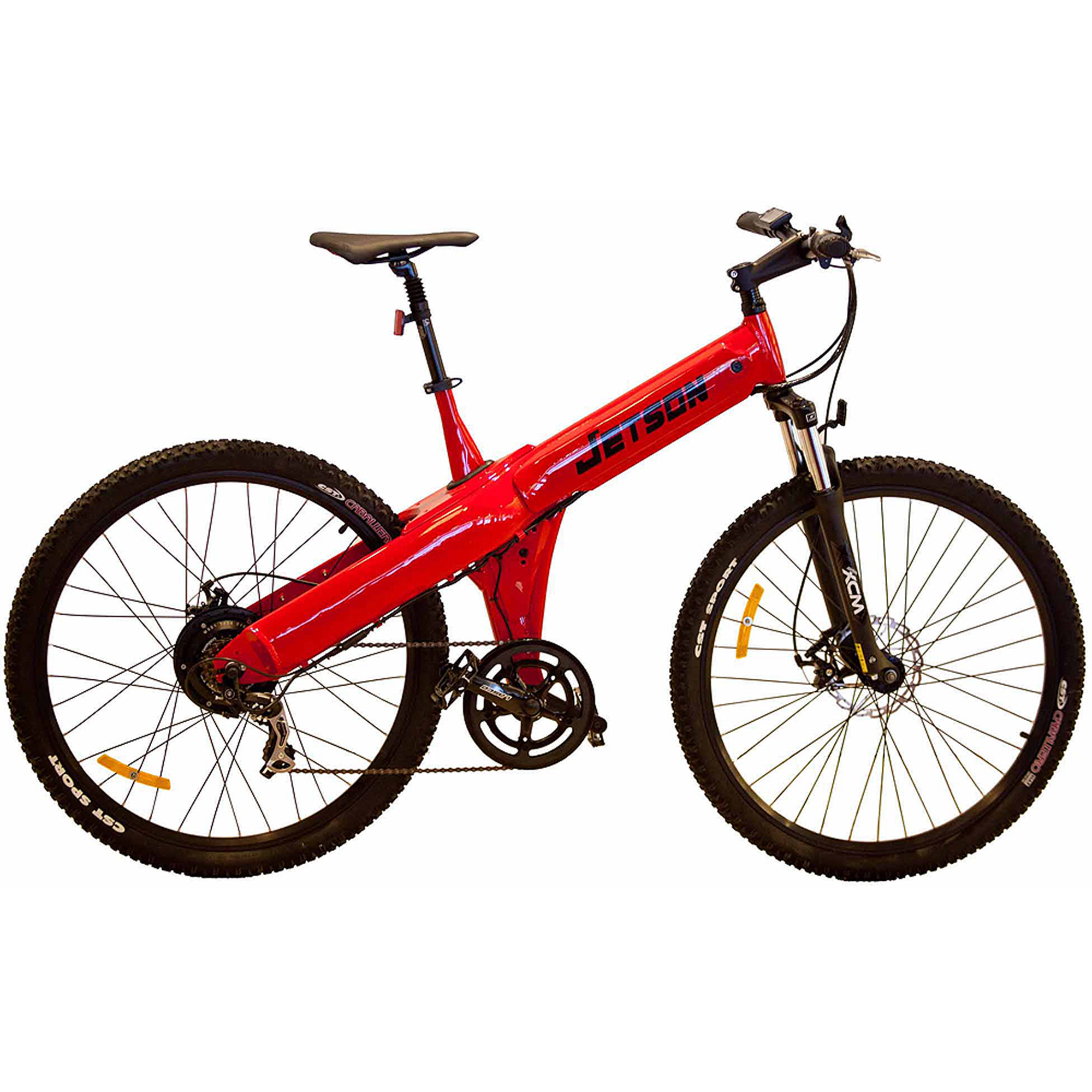 Jetson Electric Mountain Bike with Hidden Battery