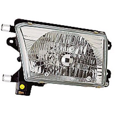 Go-Parts » 1999 - 2002 Toyota 4Runner Front Headlight Headlamp Assembly Front Housing / Lens / Cover - Left (Driver) 81150-35300 TO2502128 Replacement For Toyota 4Runner ()