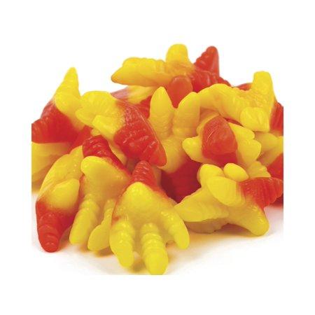 Gummi Chicken Feet Gummy candy 2 pounds