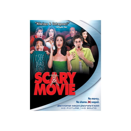 Scary Movie (Blu-ray) (Best Scary Movies For Halloween Parties)