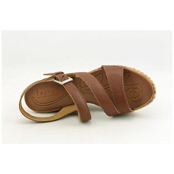 5f0a8c55cbada b.o.c. - B.O.C Womens Schirra Leather Open Toe Casual Platform ...