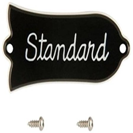 Gibson Gear PRTR-030 Les Paul Truss Rod Cover, Standard (Gibson Les Paul Heritage)