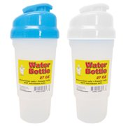 Best  - 2 Water Bottle Protein Shaker Insulated Sport Drink Review