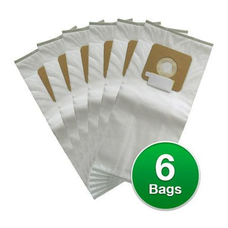 Replacement Vacuum Bag for Riccar RAH-6 / A845 (Single Pack) Replacement Vacuum Bag