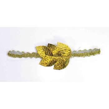 ROMAN GOLD LEAF HEADBAND](Roman Headband)