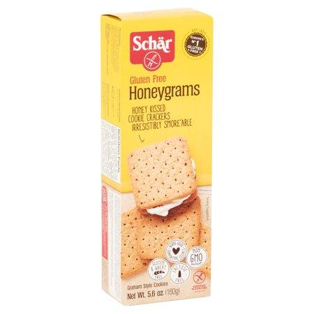 Schar Honeygrams Graham Style Crackers, 5.6 oz