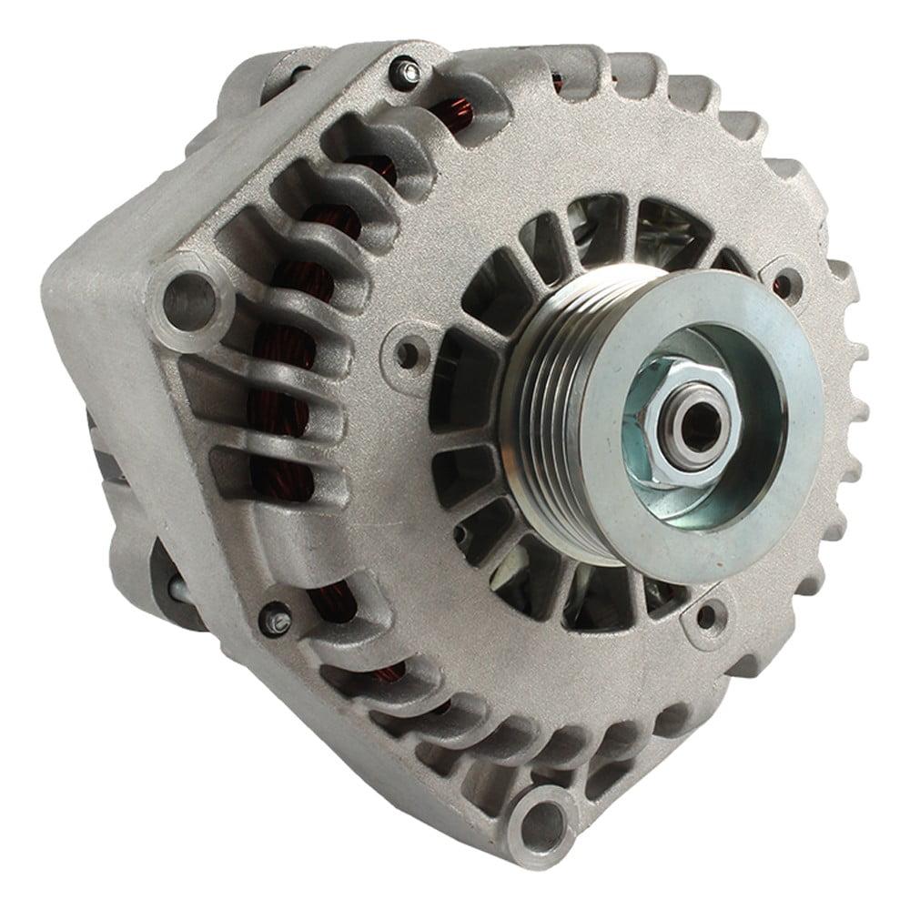 Alternator 5.3L 6.0L 8.1L Chevy Avalanche 1500 2500 Suburban 2000-2005 10464481