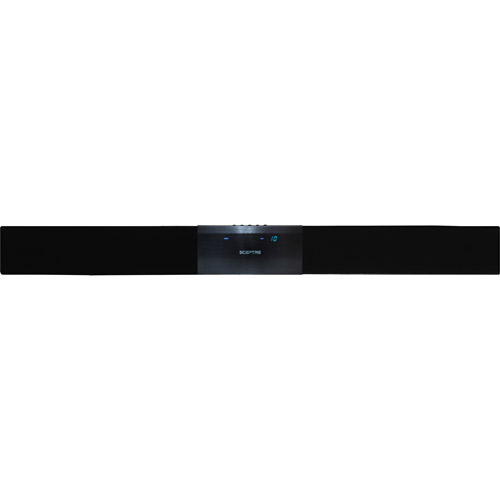Sceptre SB20202B Slim SoundBar with Audio Fading LED Technology and 3D Surround Sound