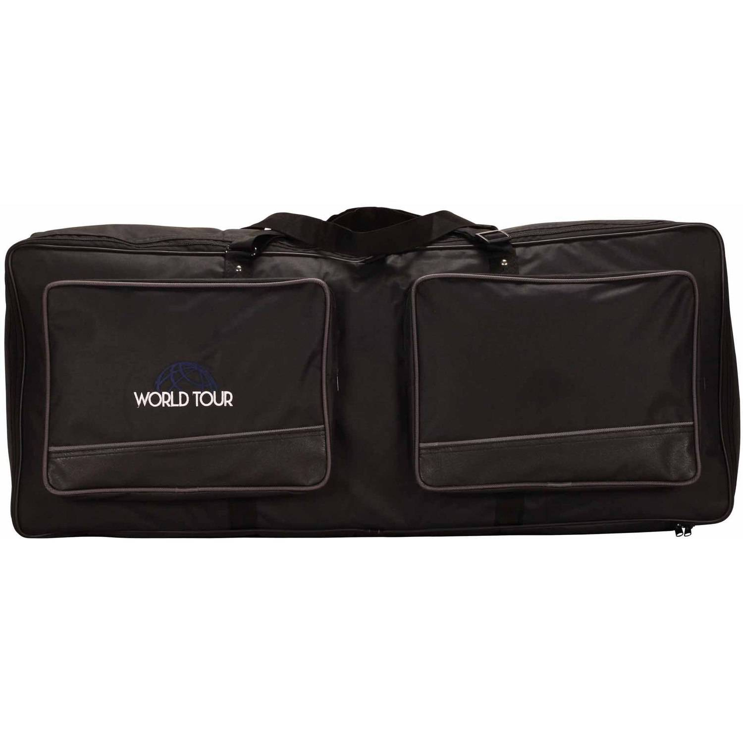 World Tour Deluxe 61-Key Keyboard Gig Bag