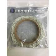 "Ebonite Ultra Grip Tape 1"" Black 100 piece roll"