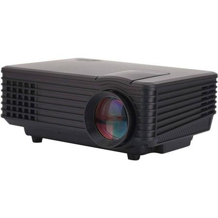 Proht 05550 portable hdmi mini projector 800 lumens for Portable hdmi projector reviews