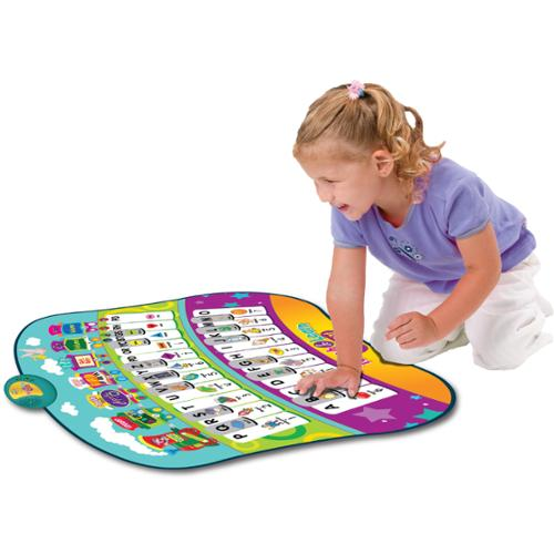 Kids Learn and Play Playmat ABC Music Piano Fun Dance Mat Great Gift