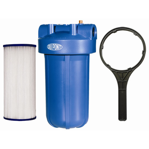 dupont universal heavy duty whole house water filtration system - Whole House Water Filtration Systems