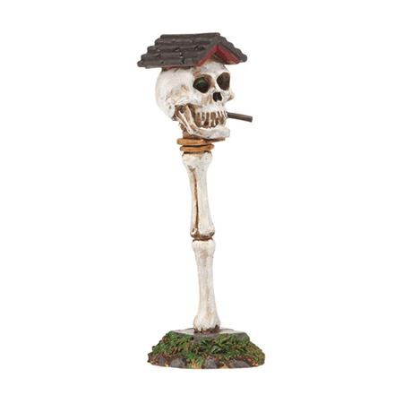 Halloween 4 All Deaths (Department 56 Halloween Village 4038902 Boneyard Birdhouse)