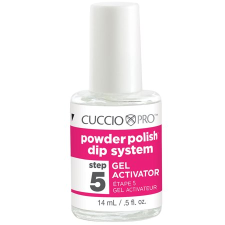 Powder Polish Dip  System Step 5 Gel Activator .5 (Best Hydro Dip Activator)