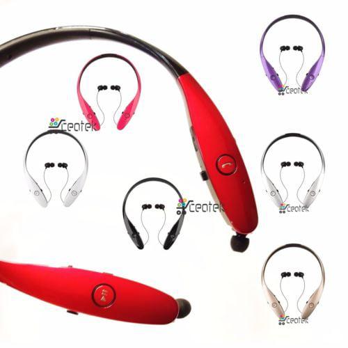 Wireless Bluetooth Stereo Headset headphone Earphone Sport Handfree Universal