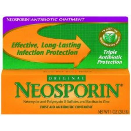 J&J First Aid Antibiotic Neosporin 32 oz  Ointment #358232400298