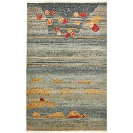 - Unique Loom Victorian Fars Rug