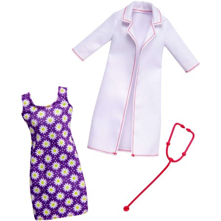 Barbie Career Fashions, Doctor