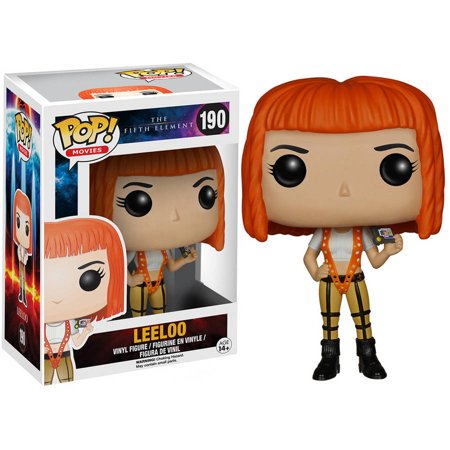 FUNKO POP! Movies The Fifth Element Leeloo - Leeloo Costume Fifth Element