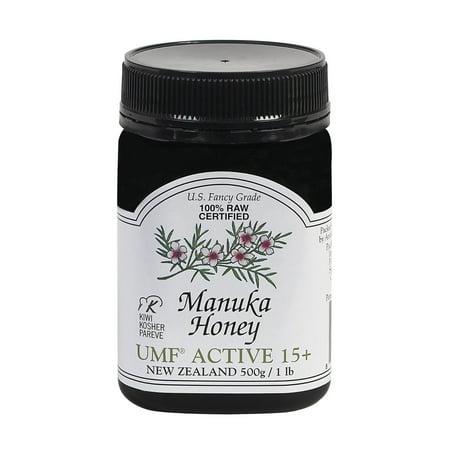 Pacific Resources International Manuka Honey UMF 15+, 17.6