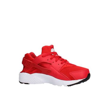 Nike Little Kids Air Huarache Run Red/White Fashion Sneakers