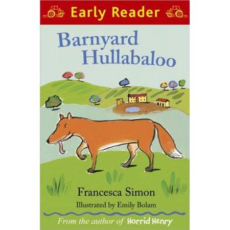 Barnyard Hullabaloo - eBook](Halabaloo Clothing)