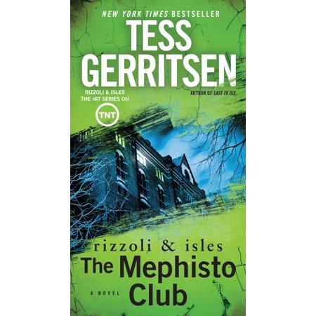 Mephisto Cool (The Mephisto Club: A Rizzoli & Isles Novel : A Novel)
