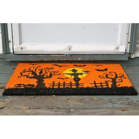 Canvas Print Carpet Input Halloween Orange America Canada Stretched Canvas 10 x 14 - Canada Halloween