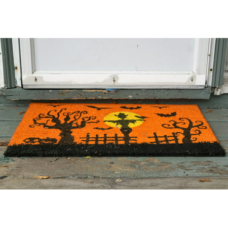 Canvas Print Carpet Input Halloween Orange America Canada Stretched Canvas 10 x 14](Carpet Ride Halloween)