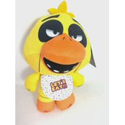 100% Authentic Licensed Five Nights at Freddy's Chica Plush 10 Inches