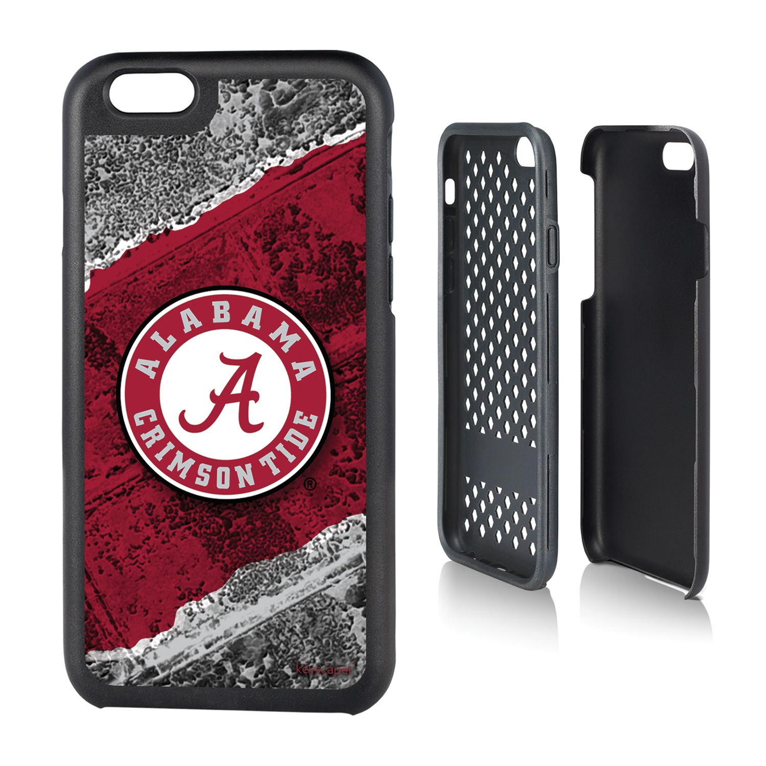 Alabama Crimson Tide iPhone 6 and 6S Rugged Case NCAA