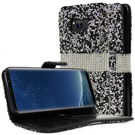 samsung s8 phone case gems