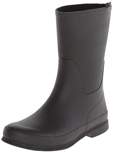 Tretorn Women's Vinter Rain Shoe, Black, 35 EU 4 B US by