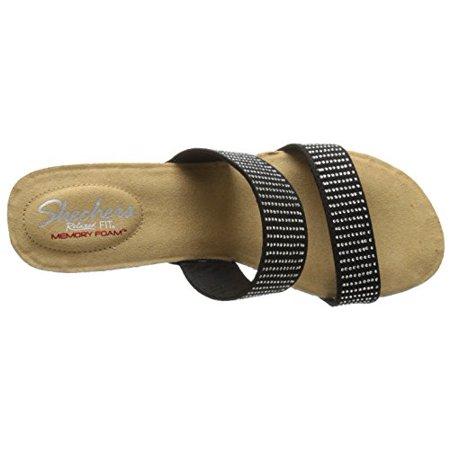 1adb80387b50 SKECHERS - Skechers Cali Women s Modiste-Earthshine Wedge Sandal ...