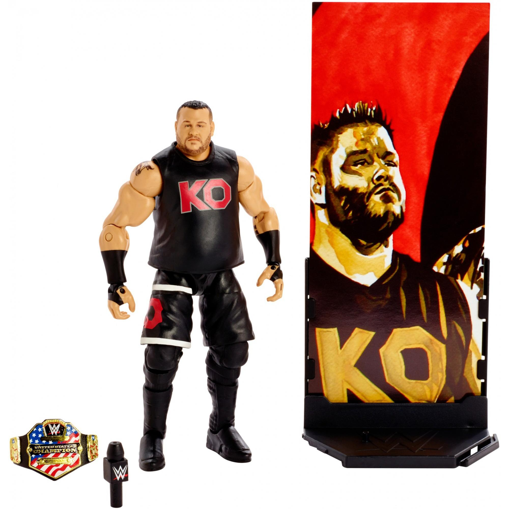 WWE Elite Collection Series # 61 Kevin Owens