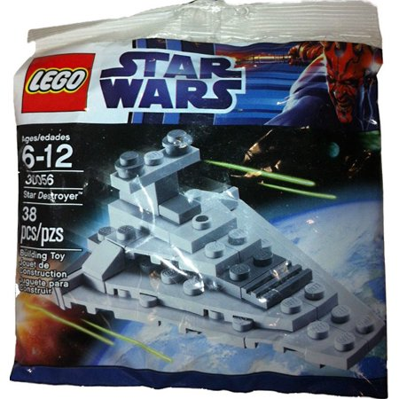 Star Wars A New Hope Star Destroyer Mini Set LEGO 30056