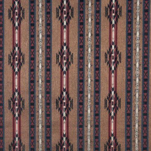 Wildon Home Striped Southwestern Fabric