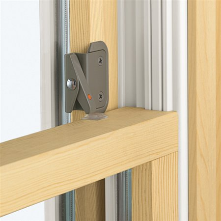 Andersen Double-Hung Window Opening Control Device Kit in Stone