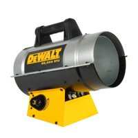 DeWalt 90,000 BTU Industrial Jobsite Portable Cordless Forced Air Propane Heater
