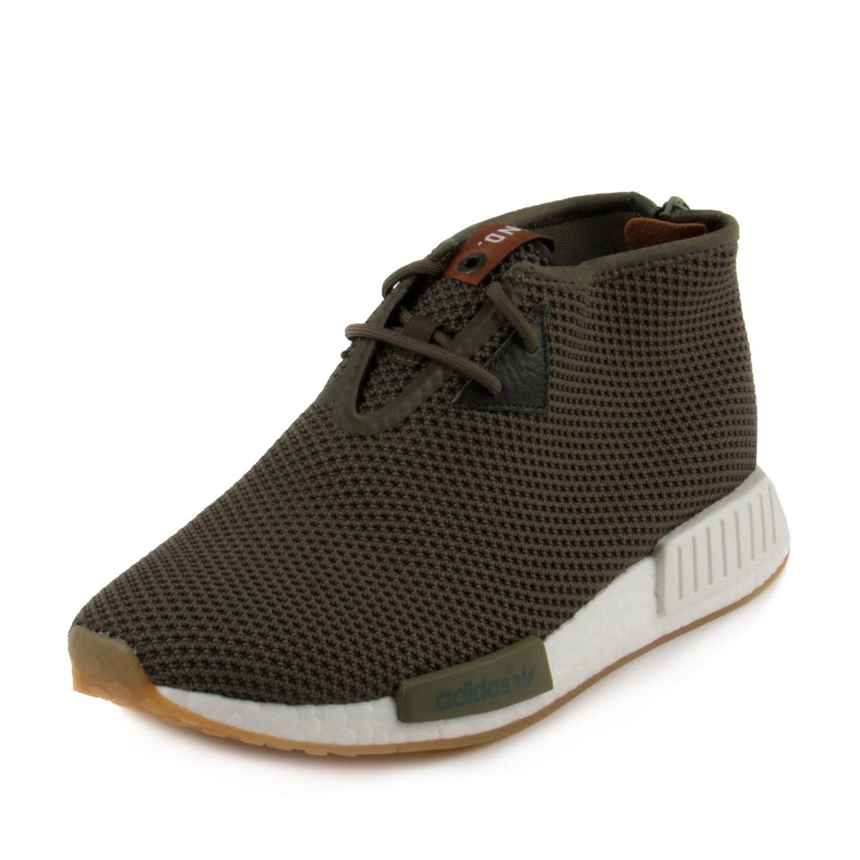 Adidas Mens NMD_C1 END Green/White BB5993