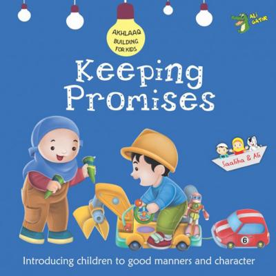 Keeping Promises: Good Manners and Character (Paperback)