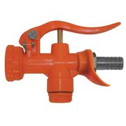 SANI-LAV N3 Water Nozzle,Indust Grade,Safety Orange