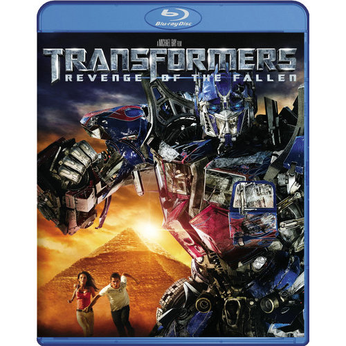 Transformers: Revenge Of The Fallen (Blu-ray) (Widescreen)
