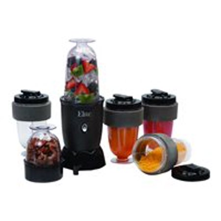 Elite Cuisine EPB-1800 Personal Drink Blender and Travel