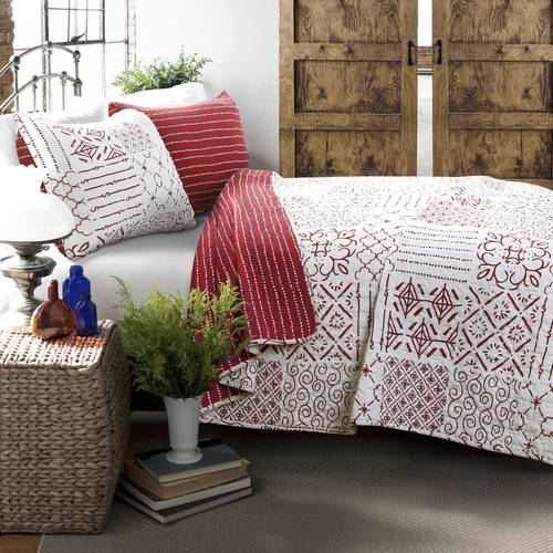Monique Quilt 3pc Set by Generic