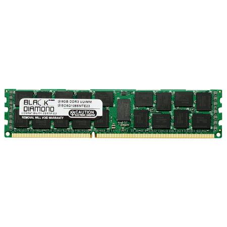 8GB RAM Memory for Tyan Tank GT24 B7016G24W4H 240pin PC3-8500 DDR3 RDIMM 1066MHz Black Diamond Memory Module Upgrade
