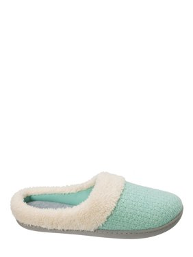 7a66f3db37 Product Image DF by Dearfoams Women s Multi Fabrication Clog Slippers