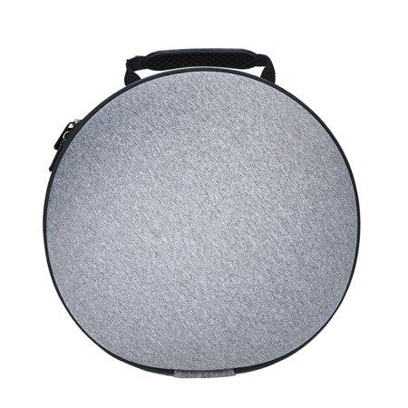 EVA Carrying Bag Protective Cover Hard Case Storage for Harman Kardon Studio 2/3/4 with Zipper(Grey) - image 4 de 7