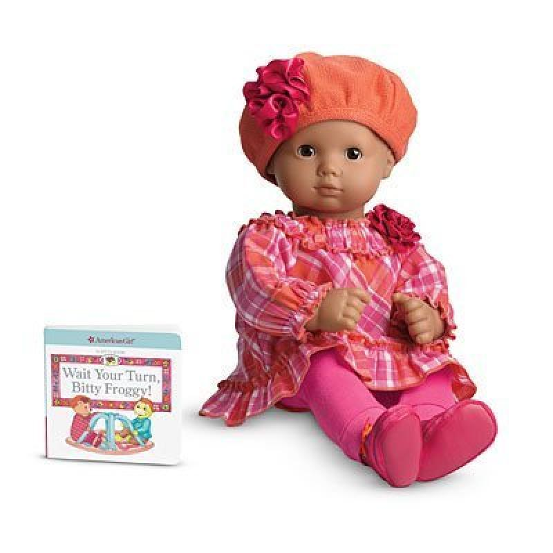 """American Girl Bitty Baby or Twin Plaid Play Outfit for 16"""" Doll [DOLL IS NOT... by"""